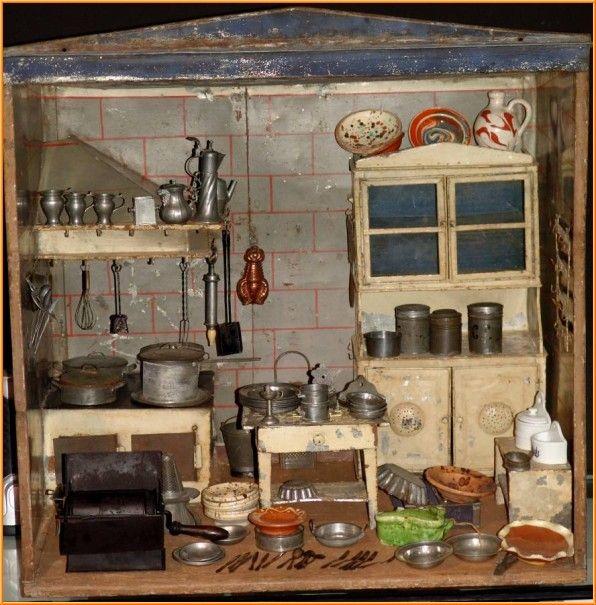 1031 Best Antique German Room Boxes Images On Pinterest