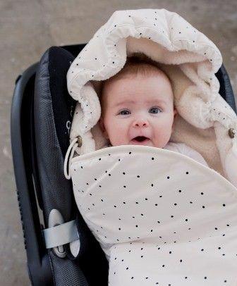 Jut en Juul : Mies & co baby lifestyle voetenzak
