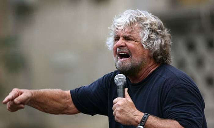 Beppe Grillo: a comedian to be taken seriously - guardian.co.uk