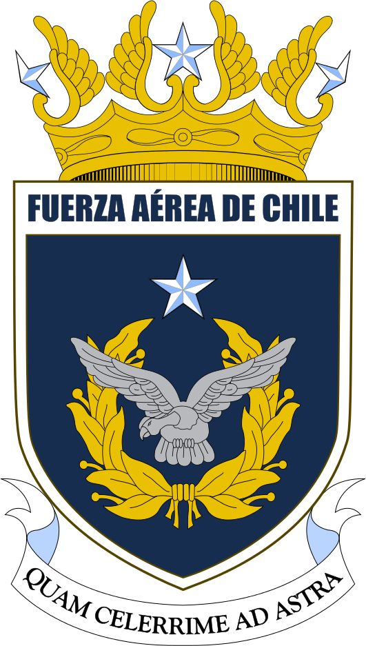 Coat of arms of the Chilean Air Force