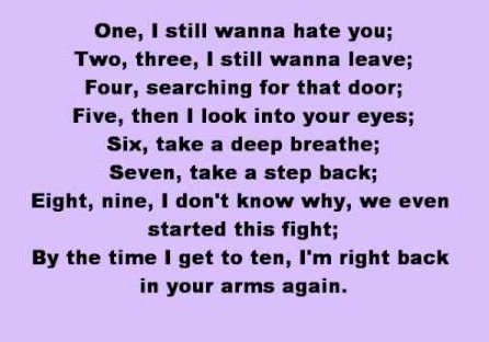 You Me at Six - Takes One To Know One Lyrics - SongMeanings
