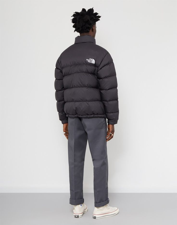 The North Face 1992 Nuptse Jacket Black