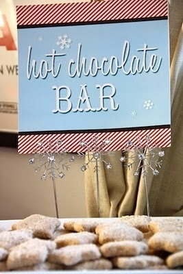 Life on the Mom List: Winter ONEderland First Birthday Party - Food Edition