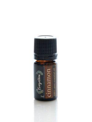 Kaneel etherische olie, 100% zuiver en natuurlijk, voor aromatherapie 5 ml.