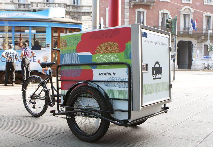 Un nuovo servizio delivery, con partenza alla stazione Cadorna di Milano