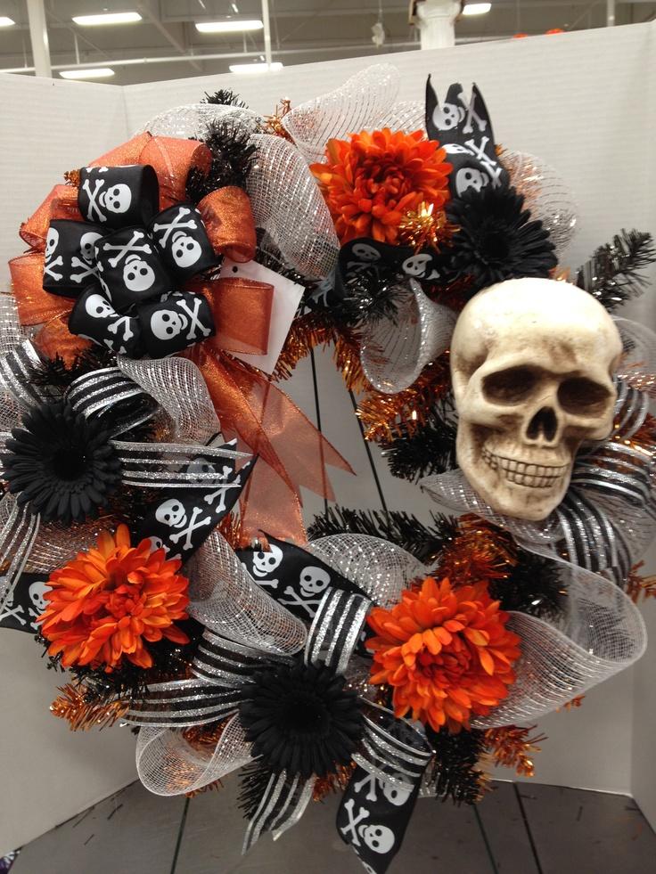 Halloween Traditions Wreath #2  By Christian Rebollo