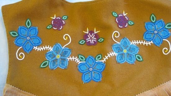 Crow Nation Beadwork | ... imagination, find your way to Old Crow. It won't disappoint you