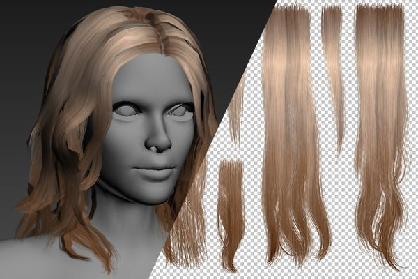 Tutorial: Creating Custom Fuse Hair – Mixamo