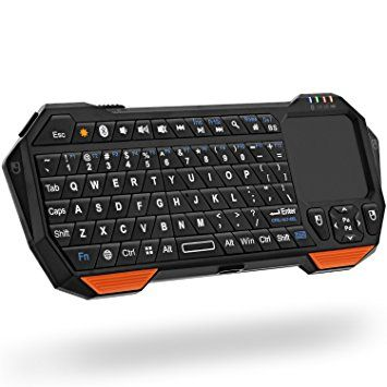 Fosmon Portable Lightweight Mini Wireless Bluetooth Keyboard
