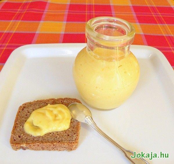 lemon-curd nyírfacukorral
