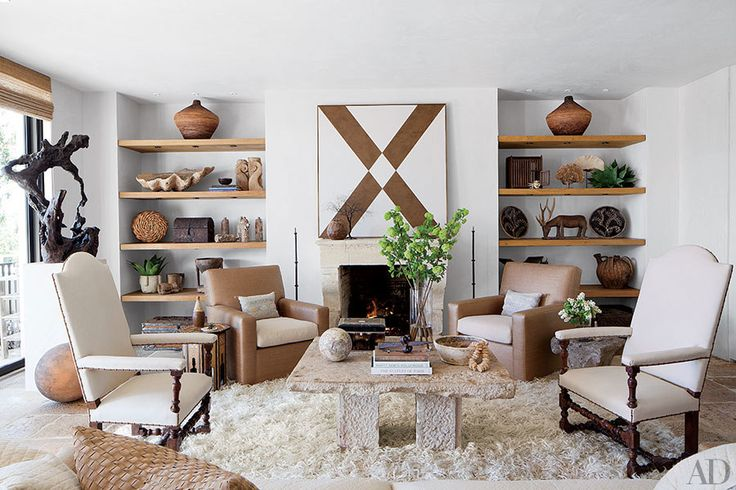 18 Perfect Fireplaces | Architectural Digest