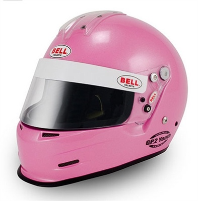 Bell GP2 Youth Pink from HelmetLab.com