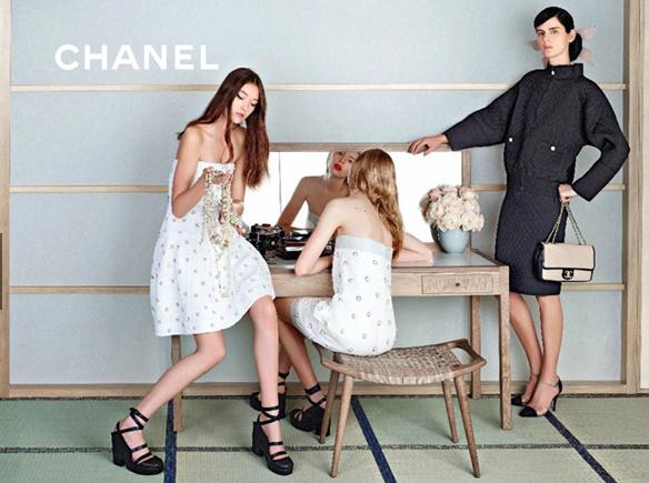 Collection Chanel printemps été 2013