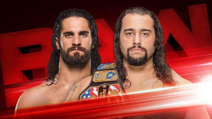 WWE Monday Night Raw Match Results & Spoilers 9/19 | Heavy.com