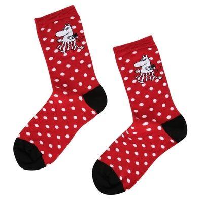 Muumi Naisten sukat, Muumimamma&pallot, punainen KOKO 39-41 - 5.90 €