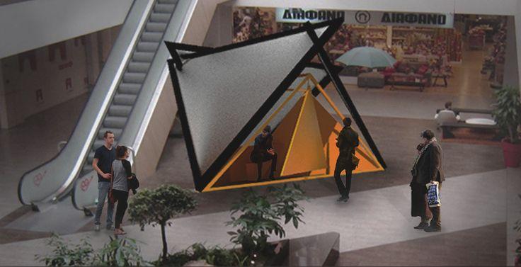Triangle Fusion by Giorgi Bou
