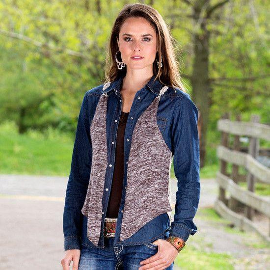 Marbled+Crochet+Back+Vest