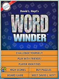 Word Finder Game App for iPad