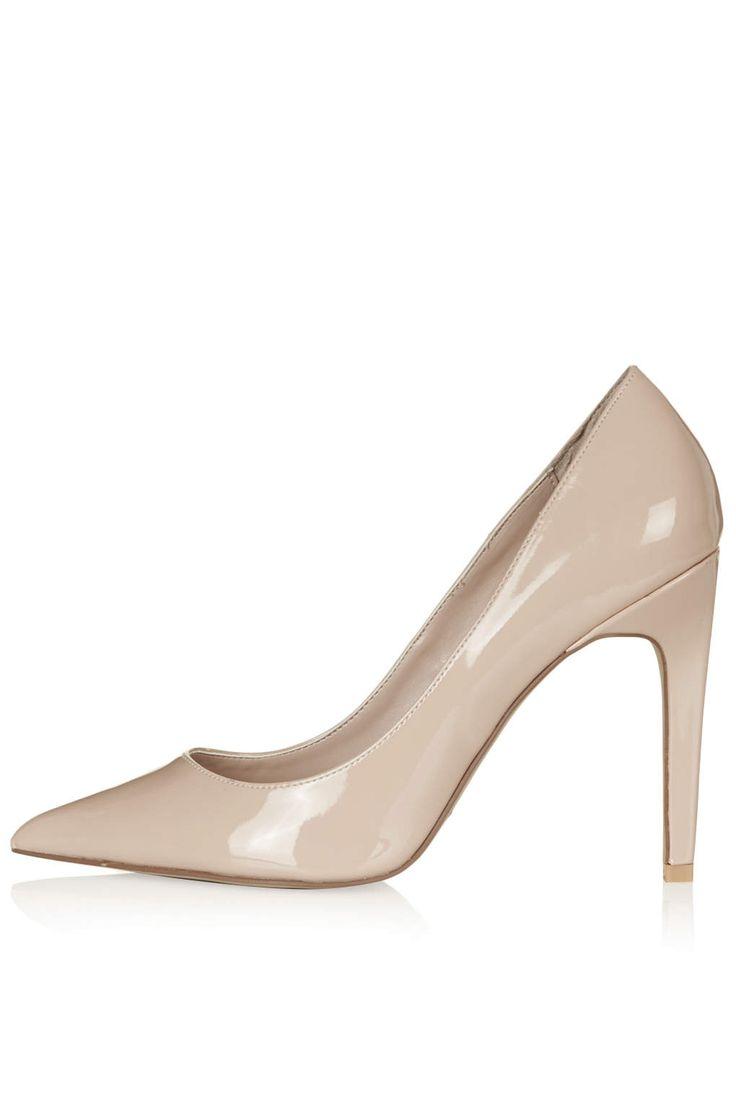 GEMINI Patent Court Shoes |Topshop