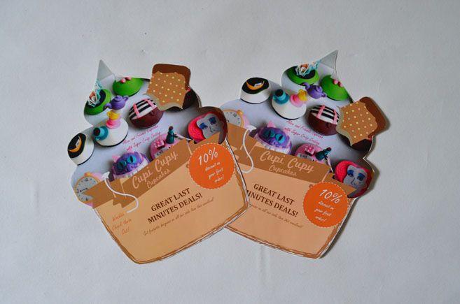 Cupi Cupy's flyers