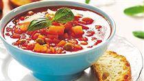 Do husté zeleninové polévky italského původu můžete použít jakoukoli zeleninu,... | na serveru Lidovky.cz | aktuální zprávy