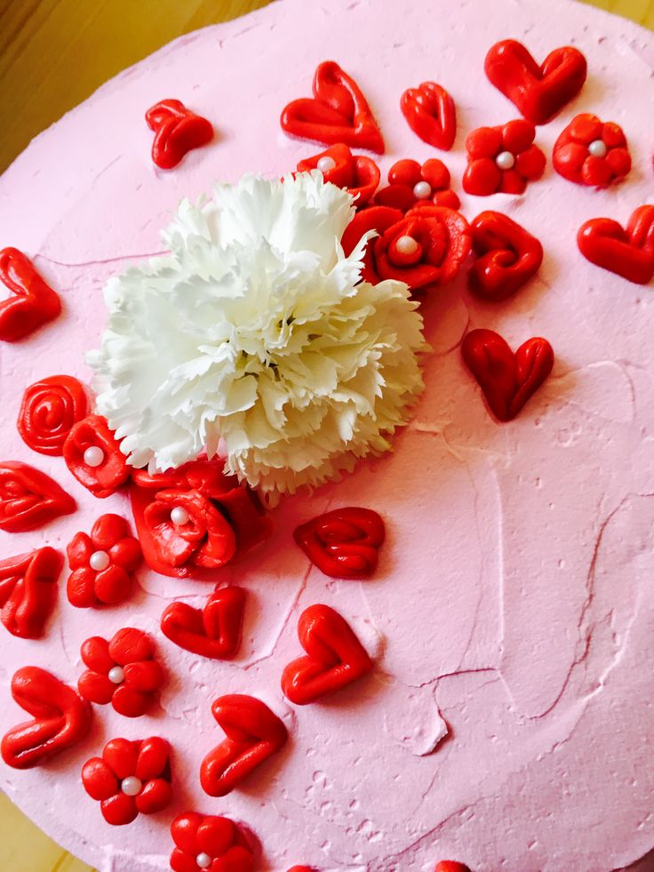 Torte Dekoration