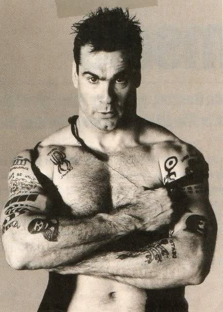Why women love Henry Rollins