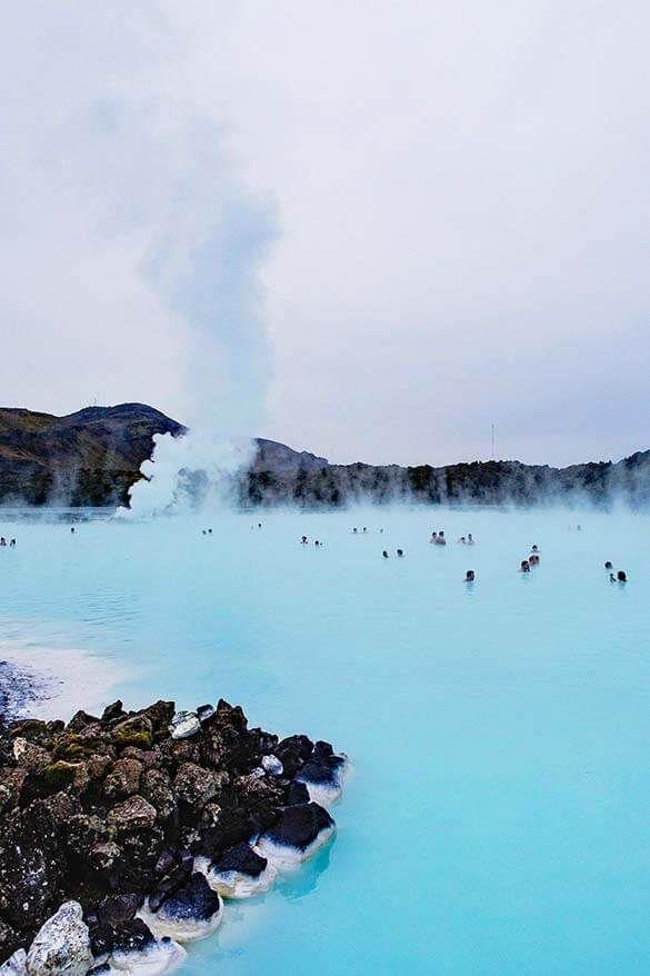 Die beste Winterreise nach Island für eine Woche