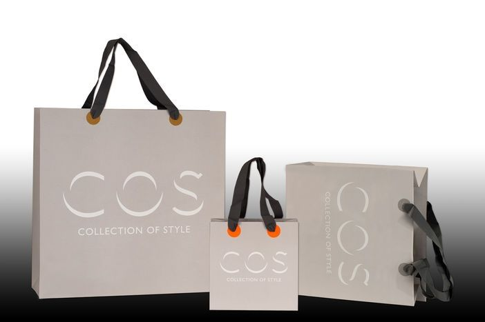 Image result for cos shopping bags