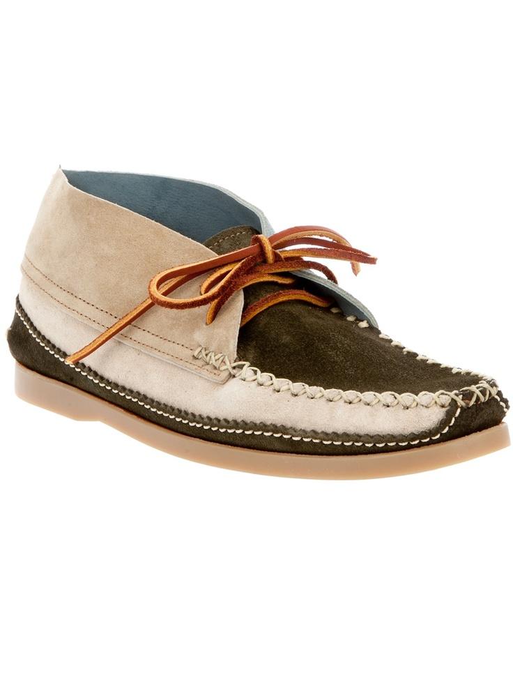 Designer: Yuketen: Shoes, Yuketen, Designer