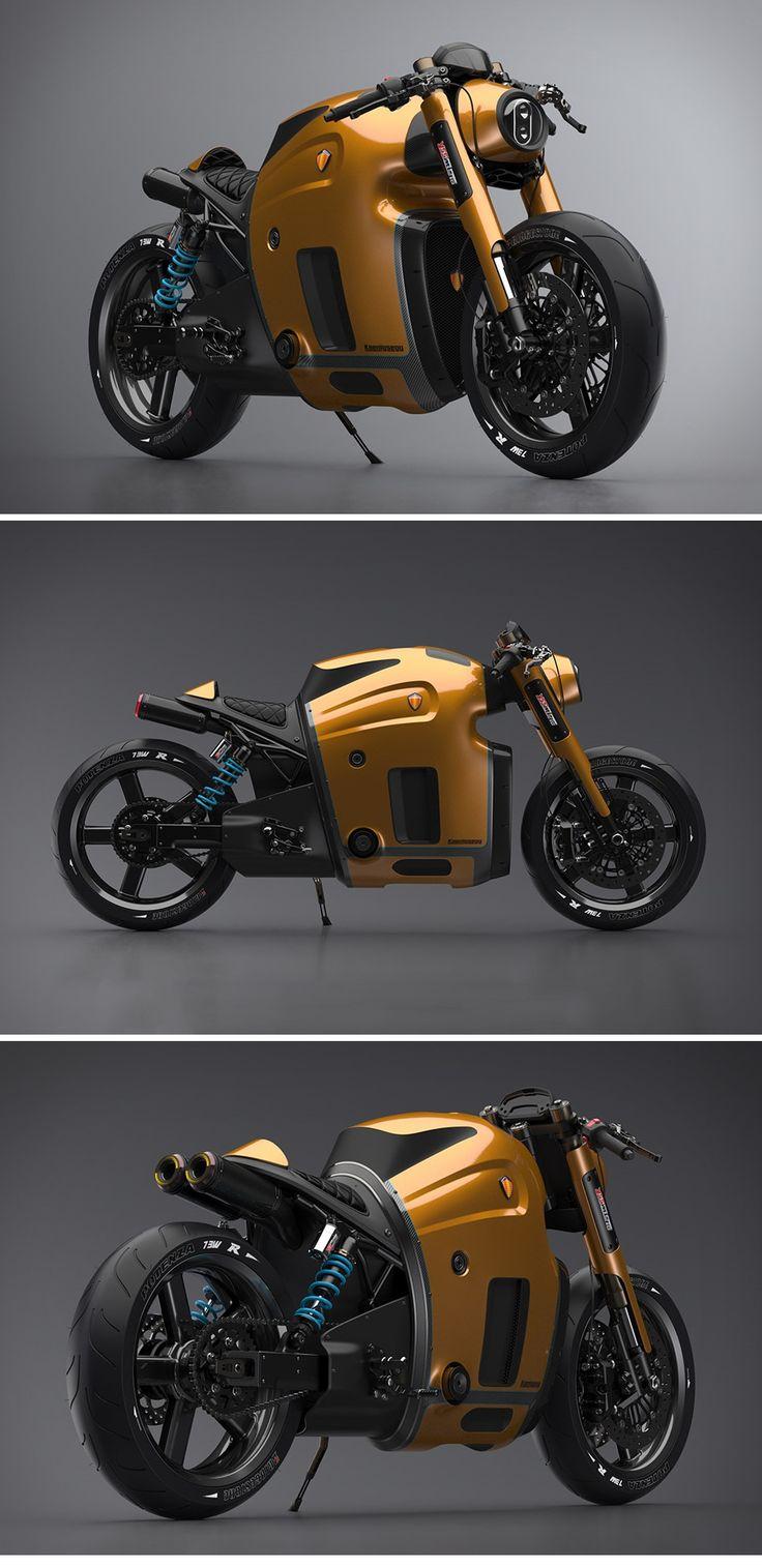 wordlessTech | Koenigsegg Motorcycle concept