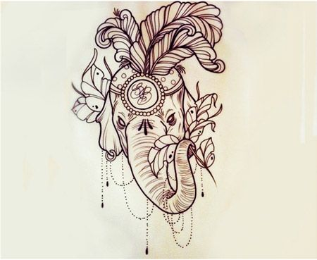 Top 10 Elephant Tattoo Designs | StyleCraze