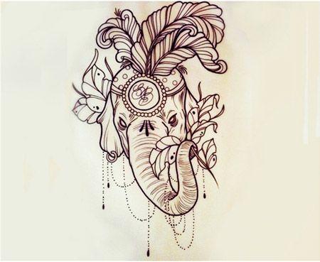elephant designs tumblr - photo #25