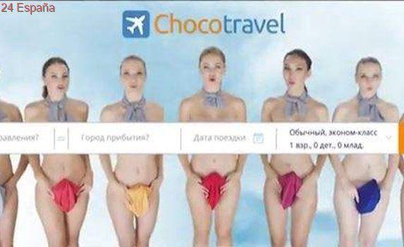 Críticas al anuncio de una web de viajes por machista y degradante