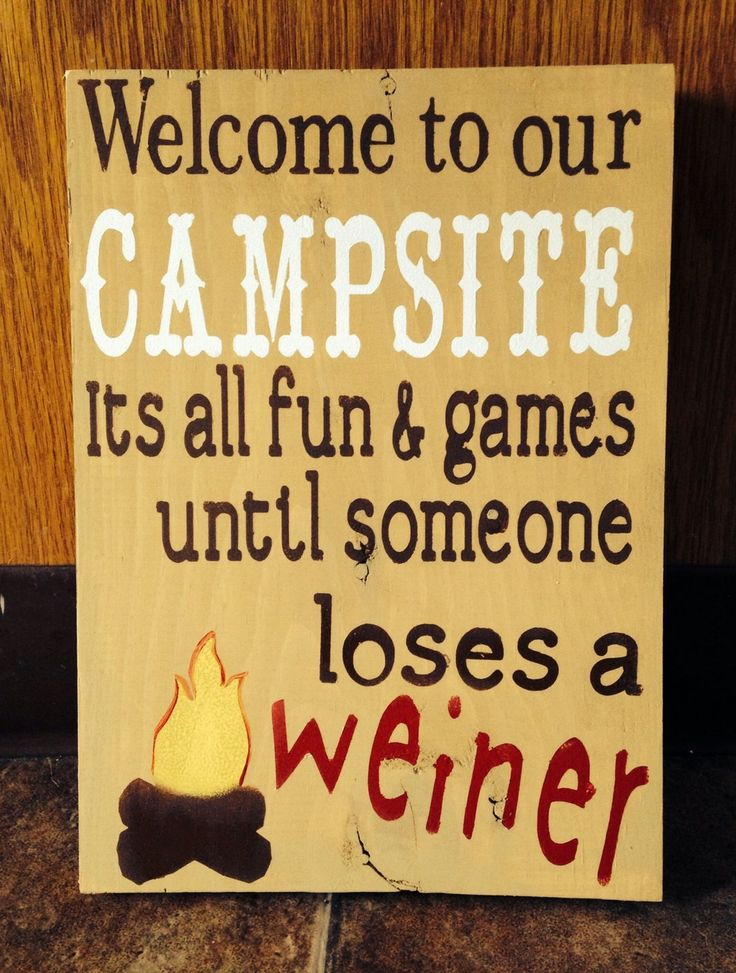 12 Fun And Crazy Camping Quotes Funny