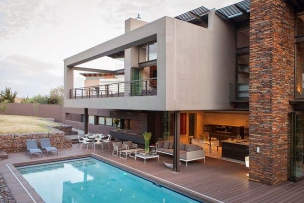 Casa Duk Meyersdal / Nico van der Meulen Architects http://www.arquitexs.com/2013/10/casa-duk-meyersdal-nico-van-der-meulen.html