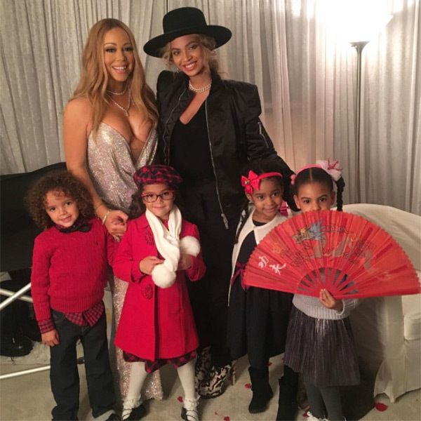 Feeling left out? After seeing the adorable pictures ofMariah Carey and Beyonce's kids hanging out together at a concert, HollywoodLife.com has EXCLUSIVELY learned that Kanye West is complet…