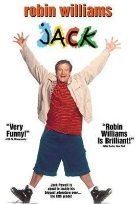 Jack, scheda del film di Francis Ford Coppola con Robin Williams