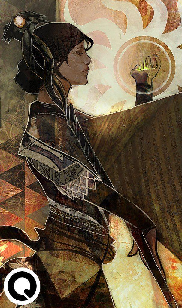 Инквизитор (DA),DA персонажи,Dragon Age,фэндомы,DAI,DA таро