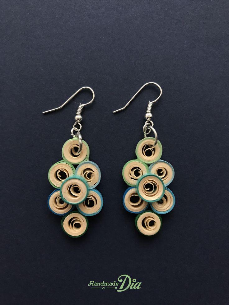 quilling earrings