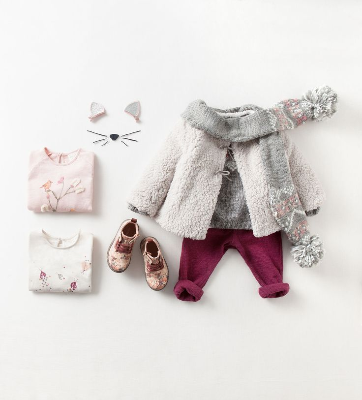 Zara baby girl fall 2014 Cat                                                                                                                                                                                 Plus