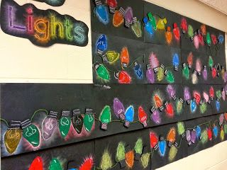 Art with Ms. Gram: Holiday Value Lights (4th)                                                                                                                                                                                 More