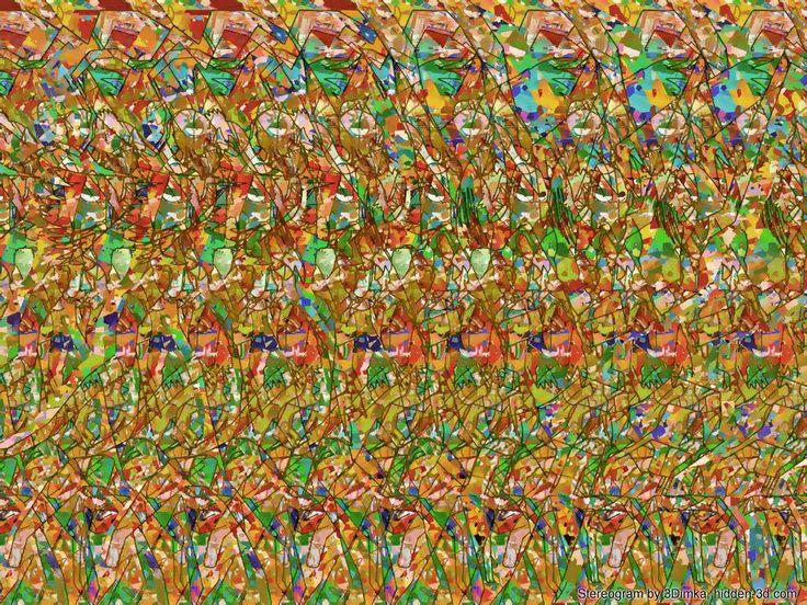 78 best Hidden 3D images images on Pinterest | Hidden 3d ...