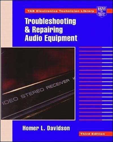 Troubleshooting and Repairing Audio Equipment (TAB Electronics Technician Library)