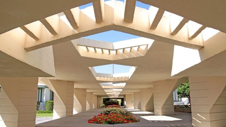 Trip to Florida Southern a course in Frank Lloyd Wright design
