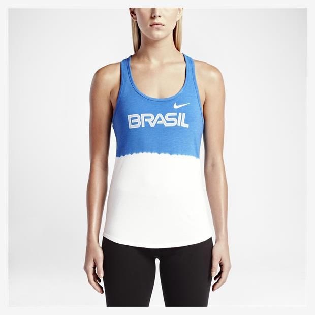 Camiseta Regata Nike Logo COB Graphic Feminina | Nike