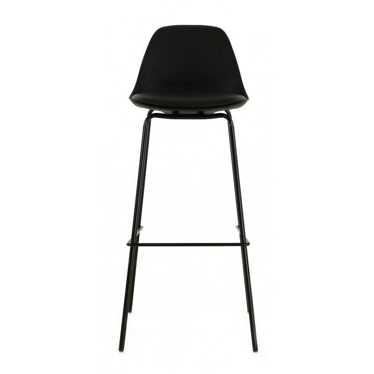 2x Chaise de bar métal Ray | Zago Store
