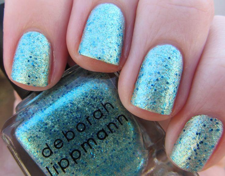 Deborah Lippmann Mermaid's Dream. Loooove it.: Summer Toe, Deborah Lippmann, Beaches Colors, Nails Art, Beautiful Nails, Mermaids Dreams, Beauty Nails Makeup, Lippmann Mermaids, Polish