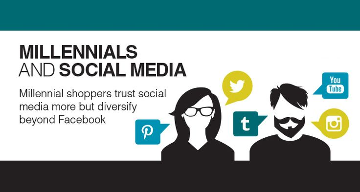 How To Market To Millennials - #infographic #marketing #socialmedia