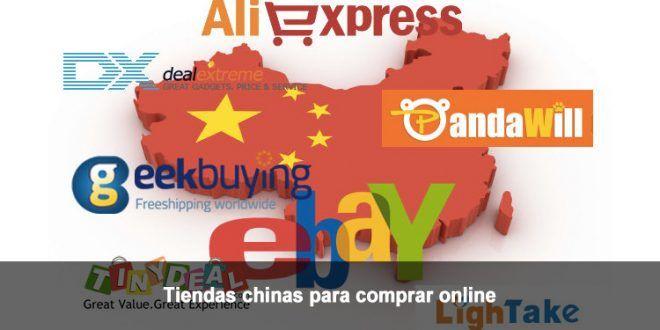 Los 20 mejores sitios web chinos de compras en línea en inglés/español